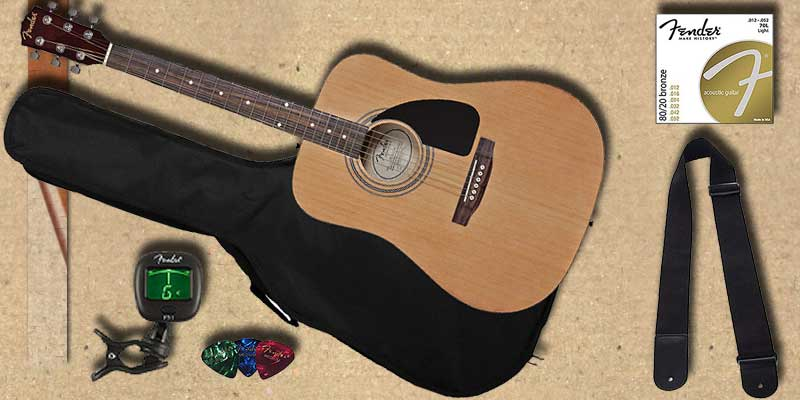 Fender FA-100 Bundle Offer=001
