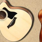 Taylor 114ce 100 Series Grand Auditorium Acoustic-Electric Guitar Review