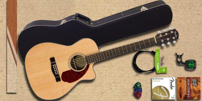 Fender CC-140CE-001