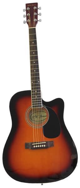 Jameson acoustic electric guitar