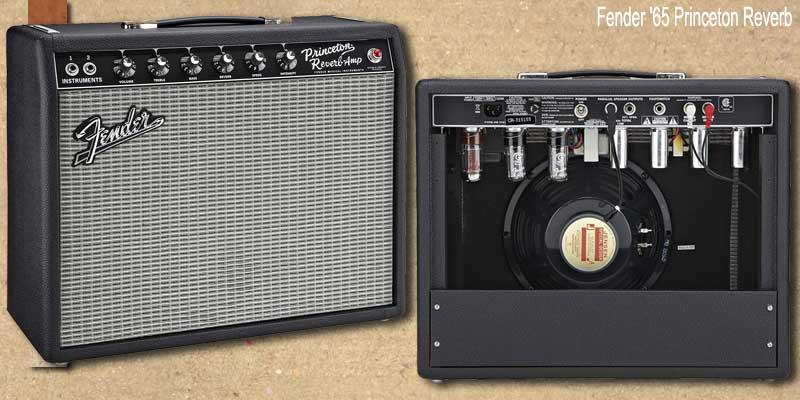 Fender Princeton Reverb 001