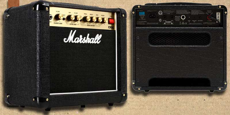 marshall guitar amp - 001