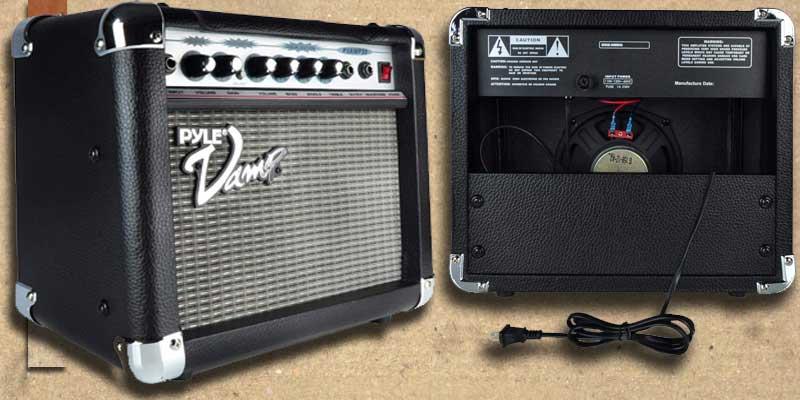 pyle guitar amp - 001