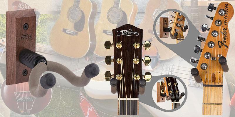 Guitar hanger A-004