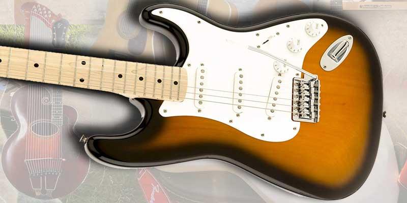 Fender Electric Guitar B002