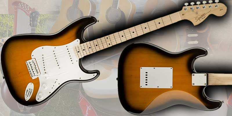 Fender Squier Affinity Stratocaster A-001