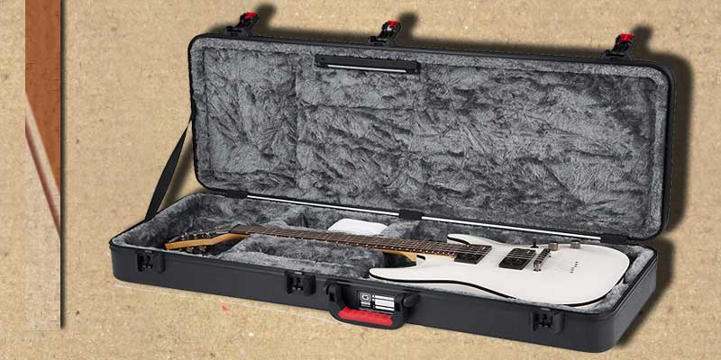 Gator guitar Case Electric LED-007