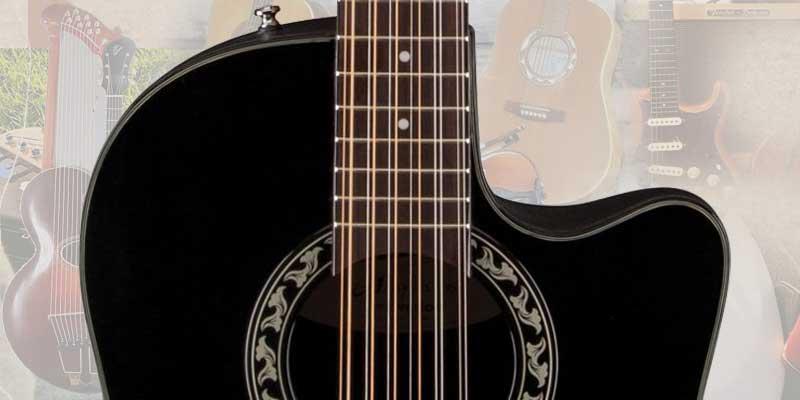 ovation applause balladeer ab2412 5 guitar review 12 string guitar