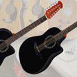 Ovation Applause Balladeer AB2412-5 Guitar Review: 12 String Guitar