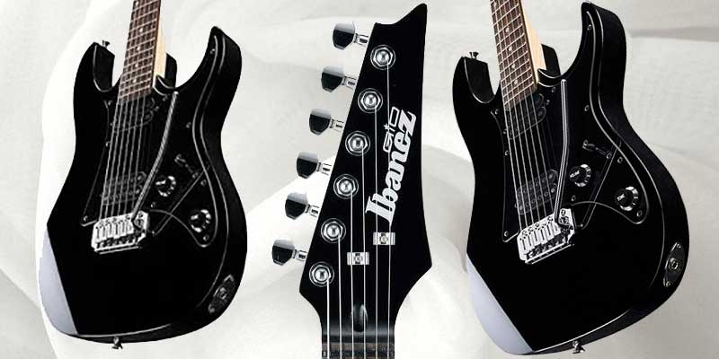 Ibanez Electric Guitar - F005