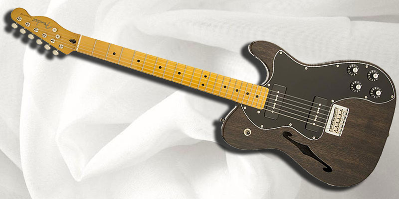Fender MOdern Player thinline-00996432