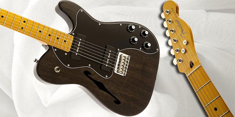 Fender Modern Player-009988776